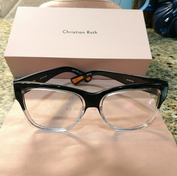 88318ebdb3 Christian Roth Wait Until Dark Glasses Frames